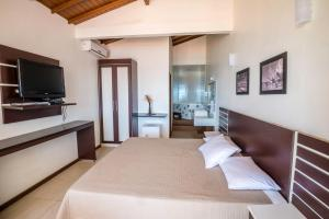 Double Room with Panoramic View and Spa Bath