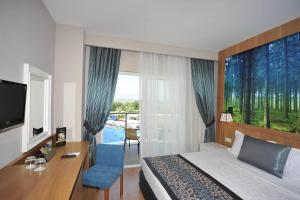 Lake & River Side Hotel & Spa - Ultra All Inclusive, Üdülőközpontok  Side - big - 2
