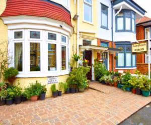Longleigh Guesthouse in Bridlington, East Riding of Yorkshire, England