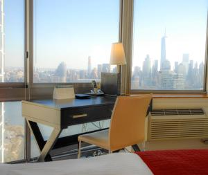 Two-Bedroom Apartment - NYC View