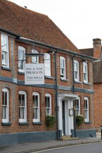 Bel and The Dragon, Hostince  Kingsclere - big - 3