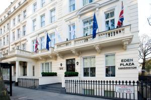 Eden Plaza Kensington: hotels London - Pensionhotel - Hotels