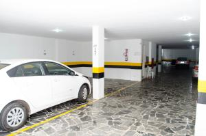 Apto Climatizado-WiFi-Netflix, Apartments  Guarapari - big - 6