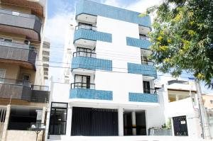 Apto Climatizado-WiFi-Netflix, Apartments  Guarapari - big - 11