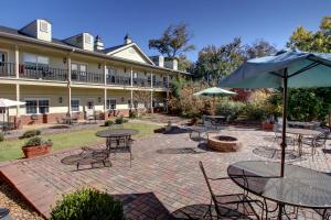 Park Place Hotel, Motels  Dahlonega - big - 46