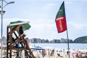 Apê-AR Split- Churrasqueira-Wifi, Apartments  Guarapari - big - 72