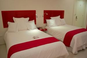 Junior Suite with Two Queen Beds