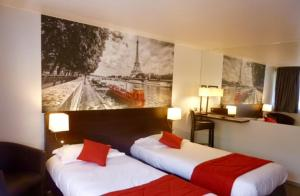 Hotel Pavillon des Gatines, Hotely  Plaisir - big - 24