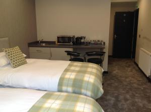 Rooms @ Number Six, Apartments  Oakham - big - 33