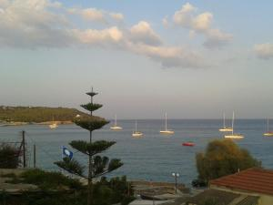 Sunrise Flora, Apartments  Agia Marina Aegina - big - 24