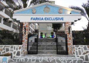 Farkia Exclusive Studios, Appartamenti  Faliraki - big - 67