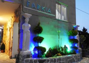 Farkia Exclusive Studios, Appartamenti  Faliraki - big - 58