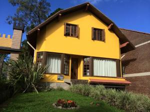 El Refugio 700, Holiday homes  Gramado - big - 5