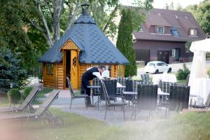 Hotel-Restaurant Vinothek Lamm, Hotely  Bad Herrenalb - big - 43