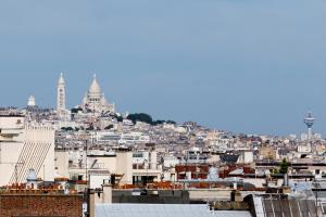 Suite con vistas parisinas