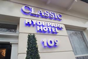 Classic Hyde Park Hotel in London, Greater London, England