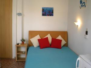 Sunrise Flora, Apartments  Agia Marina Aegina - big - 29