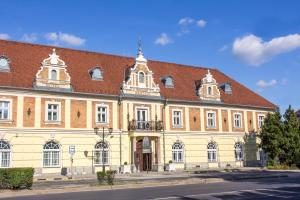 Hotel Kristály Imperial: hotels - Pensionhotel - Hotels
