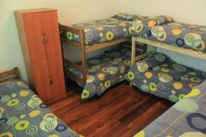 Bunk Bed in Mixed Dormitory Room (7 Adults)