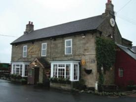 Robin Hood Inn in Wall Houses, Northumberland, England