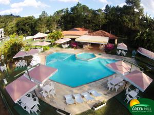 Hotel Green Hill, Hotely  Juiz de Fora - big - 50