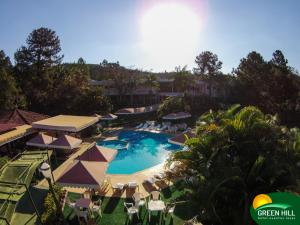 Hotel Green Hill, Hotely  Juiz de Fora - big - 49