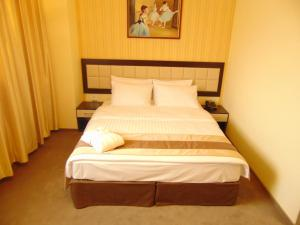 Best Western Plus Briston Hotel, Hotely  Otopeni - big - 8