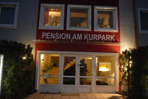 Hotel - Pension am Kurpark