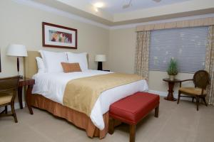 Two Bedroom Suite with Pool Side View
