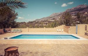 Finca La Quilla, Vily  Altea - big - 1
