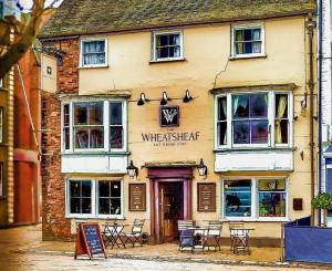 The Wheatsheaf Hotel in Newport, Isle of Wight, England