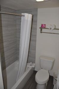 Deluxe King Suite w / Kitchenette and Bathtub - Non Smoking