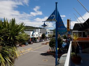Picton Accommodation Gateway Motel, Motely  Picton - big - 82