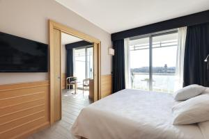 Junior Suite mit Balkon