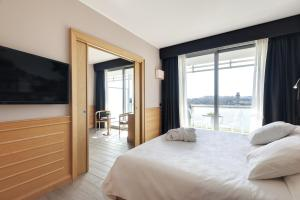 Junior Suite met Balkon