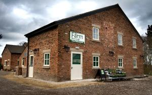 The Farm Burscough in Burscough, Lancashire, England