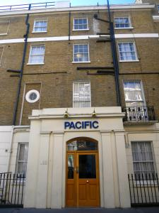 Pacific Hotel in London