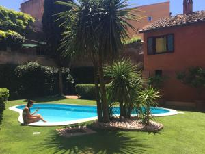 Trastevere Charming House with Pool - abcRoma.com
