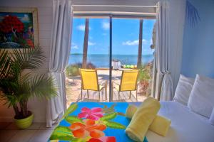 Double Room with Two Double Beds - Beach Front