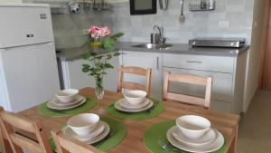 Holiday Home Raz, Apartments  Kefar Sava - big - 8