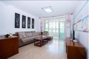 Qingdao Golden Beach Sihaiju Seaview Apartment Diwei Garden Branch, Apartmány  Huangdao - big - 2