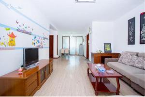 Qingdao Golden Beach Sihaiju Seaview Apartment Diwei Garden Branch, Apartmány  Huangdao - big - 9