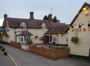 Rose & Crown in Redmarley DAbitot, Gloucestershire, England