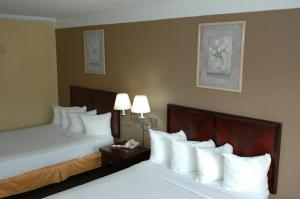 Deluxe Room with Two Queen Beds - Non-Smoking