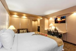 Deluxe King Room with Kitchenette