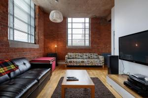 The Box Works Apartment in Manchester, Greater Manchester, England