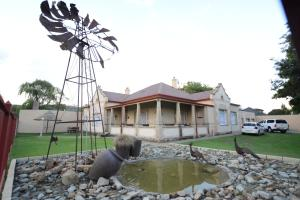 Gewel Guesthouse, Bed and Breakfasts  Ficksburg - big - 13