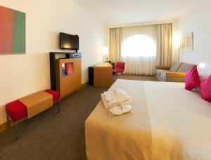 Executive Room with 1 Double Bed and 1 Sofa