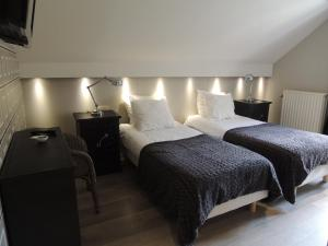 Hotel La Tonnellerie, Hotels  Spa - big - 28
