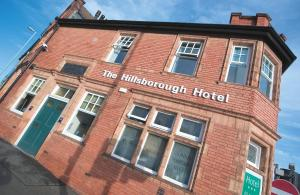 Hillsborough Hotel in Sheffield, South Yorkshire, England